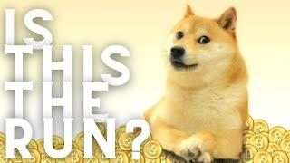 #Dogecoin, Is This The Run We've Been Waiting For?