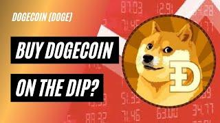 SHOULD I BUY DOGECOIN DIP OR SELL? Incoming Breakout For Dogecoin!! Dogecoin Prediction And News!