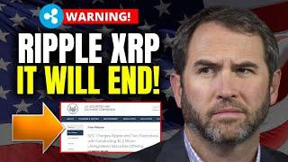 """Ripple XRP IT WILL ALL END!!! """"The Bittersweet Truth About XRP"""" You Might Not Want To Hear..."""