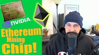 NVIDIA Ethereum Mining Chips?! RTX 3060 CUTS Mining Efficiency By 50%