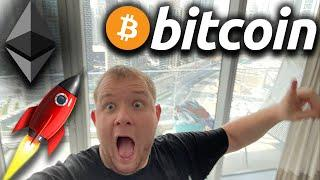URGENT  YOU CAN'T AFFORD TO MISS THIS NEXT BITCOIN & ETHEREUM MOVE!!!!!!!!!