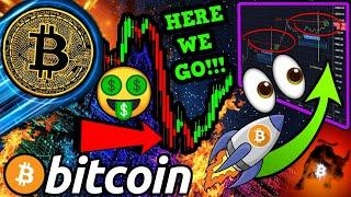 BITCOIN PULLBACK OVER!!! BTC HALVING PHASE ABOUT TO GO PARABOLIC!!! $23k NEXT!!!?