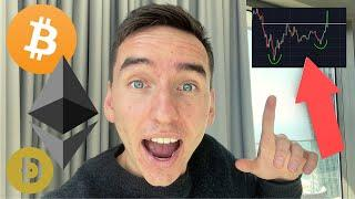 PUMP!!!!!! THIS IS MY NEW CRAZY BITCOIN TRADE!!!! NEW ETHEREUM TARGET!!