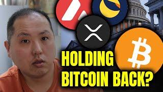 WHAT IS HOLDING BITCOIN BACK?   BIG ALTCOINS NEWS