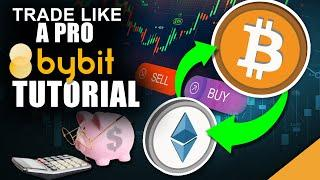 Trade Bitcoin for MASSIVE Gains (Full ByBit Tutorial and Walkthrough)