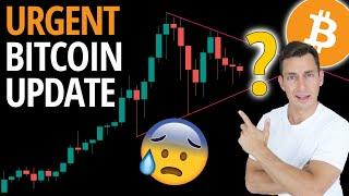 URGENT: SHOCKING BITCOIN CHART UPDATE!!!  BTC PRICE WARNING (have i got your attention yet?)