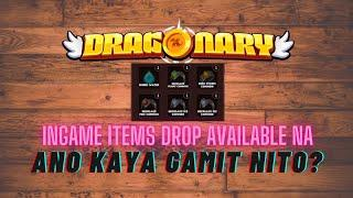 Dragonary Update: Ano ba yung In Ring Items Drop?