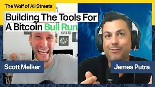 Building The Tools For A Bitcoin Bull Run with James Putra from TradeStation Crypto