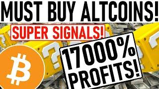+17000% PROFIT ALTCOIN PICKS! MUST BUY ALTCOINS! KUCOIN GEM PICK! BITCOIN FOMO RALLY STARTS HERE!