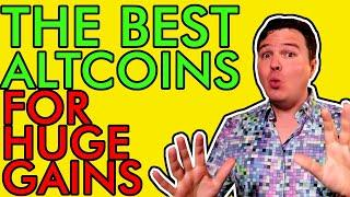 MY TOP 100X LOW CAP CRYPTO GEMS FOR 2021 [Best Altcoins for Insane Gains]