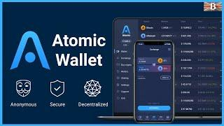 Atomic Wallet Review: Decentralized Crypto Wallet with Built-in Exchange