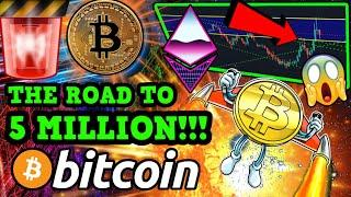 BITCOIN to $5 MILLION DOLLARS!!!! If THIS is TRUE: $BTC Price SUPERNOVA!!! [It's Starting Now]