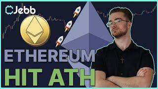 My Ethereum Price Prediction Coming True! - My Ethereum Trade Worked!