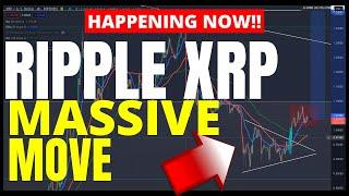 35% Rally? Ripple XRP Market UPDATE! IT'S FINALLY HAPPENING!