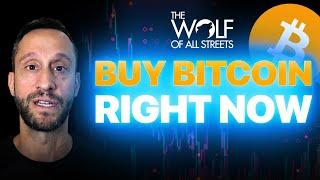 THE REAL REASON WHY YOU SHOULD BUY BITCOIN RIGHT NOW