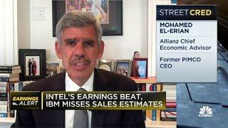 If We Get A Fiscal Package, It Can Weigh On Inflationary Concerns: Mohamed El-Erian