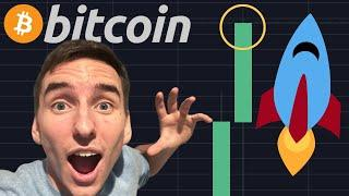 MY NEW SHOCKING BITCOIN PRICE TARGET!!!!!!!!!! [my next trade]