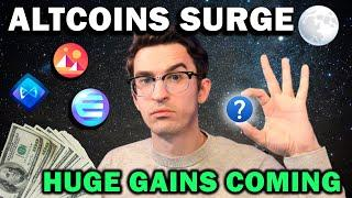 HUGE ALTCOIN SEASON COMING!!! My Strategy to Find Hidden Gems