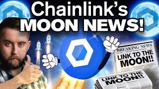 Chainlink Is About to MOON! $100 Soon w/ this Big NEWS!