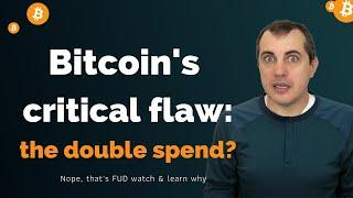 """Cryptocurrency Explained: Understanding - headlines about a """"double-spend"""" in bitcoin"""