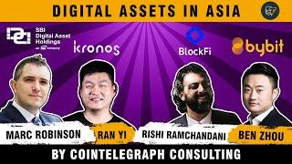 Digital Assets in Asia: Corporate Treasury and Investment Trends | by Cointelegraph Consulting