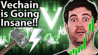 Vechain: Why VET is SMASHING IT & What Next?!