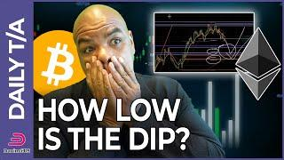 BITCOIN & ETHEREUM BEARS ARE LIVING WELL AND HOW LOW CAN WE GO!!!