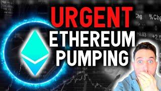 URGENT!!! ETHEREUM JUST EXPLODED TO NEW ALL TIME HIGH! Here's what happens next!