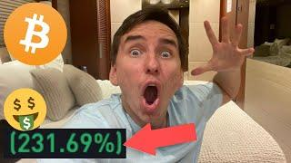 GLOBAL EMERGENCY AS BITCOIN WILL DO SOMETHING CRAZY!!!! MY SHORT POSITION