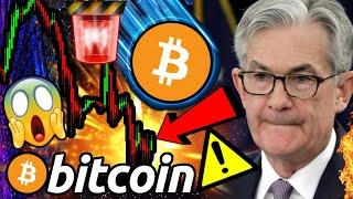 BITCOIN PANIC!!!! SELL-OFF CONTINUES!!! HOW BAD IS IT REALLY?!  [brutally honest]