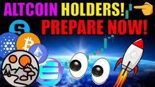 THE INSANE BULLISH CRYPTO NEWS NO ONE IS TALKING ABOUT! Cardano, Decentraland, SAND, Enjin, Ethereum