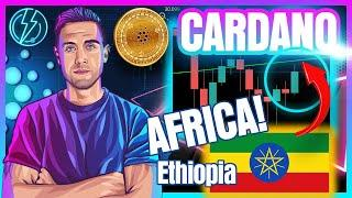 HUGE CARDANO AFRICA NEWS! (ADA Price One Move From Breakout!)