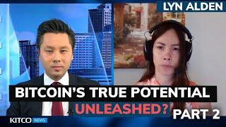 Can Bitcoin be used to issue bonds? Lyn Alden (Pt. 2/2)