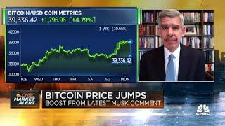 Mohamed El-Erian: This week's Fed meeting is a test over 'inflation as transitory' narrative
