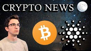 CRYPTO NEWS - Cardano ADA Surging, Ripple XRP Bad News, Bullish Altcoins