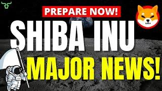 SHIBA INU MAJOR NEWS!!! DON'T MISS THIS OPPORTUNITY!