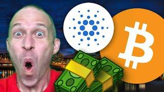 SEMI-PRO TRADING EXPERT (not me) REVEALS BITCOIN FRACTAL AND CARDANO (ADA) BUYING SECRETS!!!