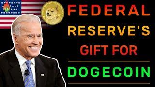 GREAT NEWS FOR DOGECOIN AFTER THE FEDERAL RESERVE DID THIS! (HUGE UPDATE)   DOGECOIN NEWS