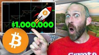 BULLISH!!!!!!! THIS IS MY MOST IMPORTANT BITCOIN VIDEO EVER!!!!!!!!!!!!!!