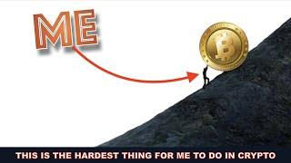 THIS IS MY BIGGEST FEAR  ON BITCOIN AND THE CRYPTO MARKET (TRAINING 4 YEARS FOR THIS!)