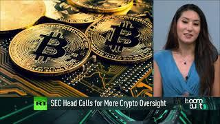 SEC Head Targets Cryptocurrency & Airline Stocks Sink