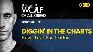 Diggin' In The Charts With Scott Melker - The Hunt For Altcoin Trades