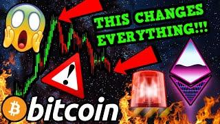 EXTREME BITCOIN TURBULENCE NOW!!!! ETHEREUM WILL FLIP BTC!!!!? [do this now]