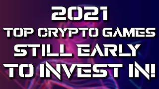 TOP NFT GAMES! TOP BLOCKCHAIN GAMES! PLAY TO EARN CRYPTO GAMES! NFT GAMES