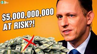 Peter Thiel Should NOT Have To Pay Taxes On His IRA. Neither Should You.