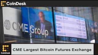 CME Takes Over as Largest Bitcoin Futures Exchange as BITO Pushes Limits