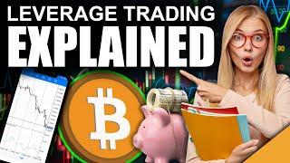 Leverage Trading Explained (Make LARGEST Profits with Bitcoin 2021)