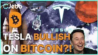 Tesla buying into Bitcoin!! Bitcoin could make you a MILLIONAIRE!!