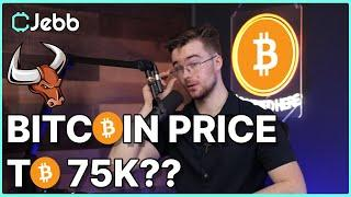 75K Bitcoin Price Prediction?? My New Bitcoin Analysis - Coffee N' Crypto CLIPS