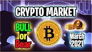 My Thoughts On The Crypto Market - March 2021   Crypto Thoughts
